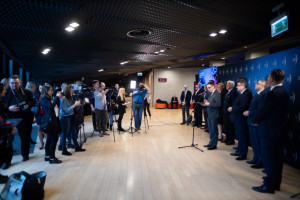 Tematy związane z nowym otwarciem w Europie na EKG 2019