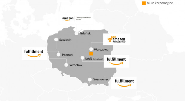 Amazon rekrutuje do nowego centrum pod Łodzią