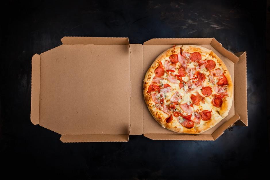 Włochy: Szkodliwa substancja w kartonach do pizzy