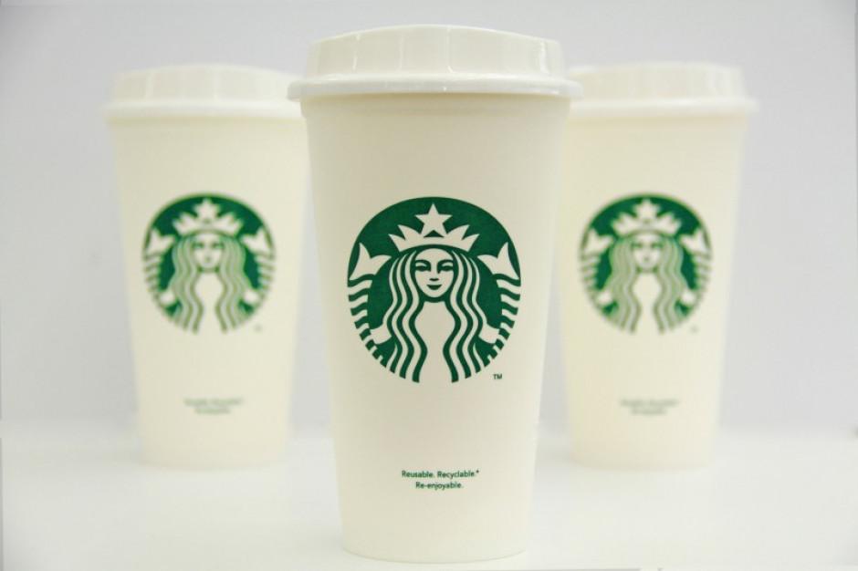 Starbucks otwiera 24. kawiarnię w Warszawie