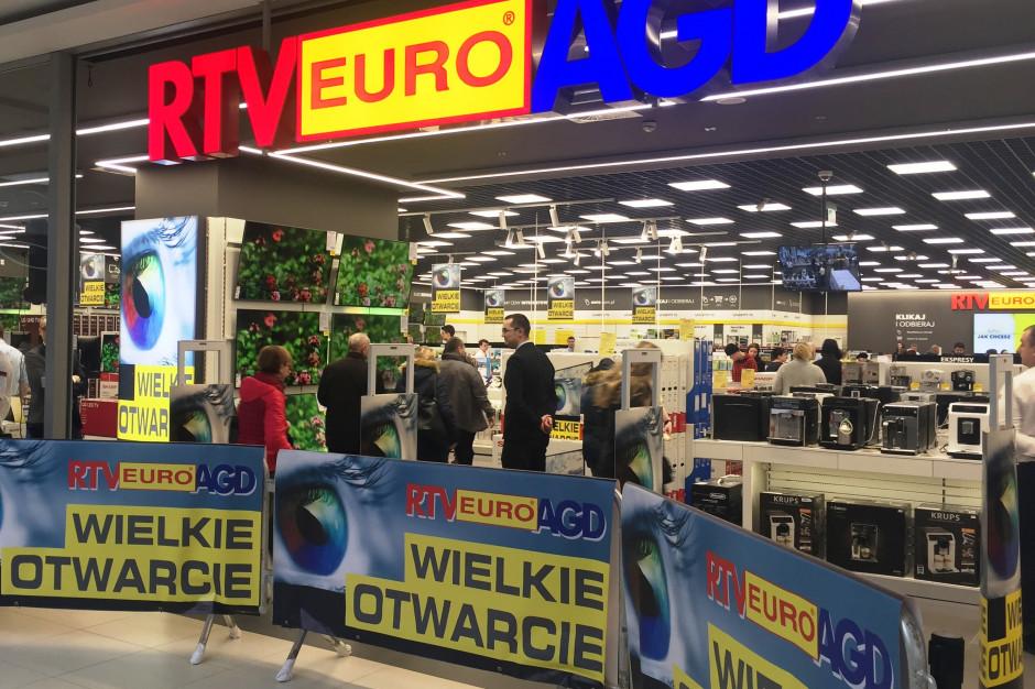 RTV Euro AGD najemcą Poznań Plaza
