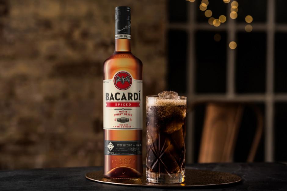 Nowa wersja BACARDÍ – korzenny rum Spiced