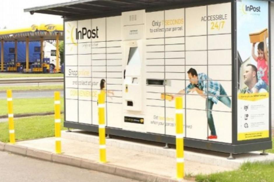 Prezes InPost: Nasze paczkomaty są dostępne w coraz mniejszych miejscowościach