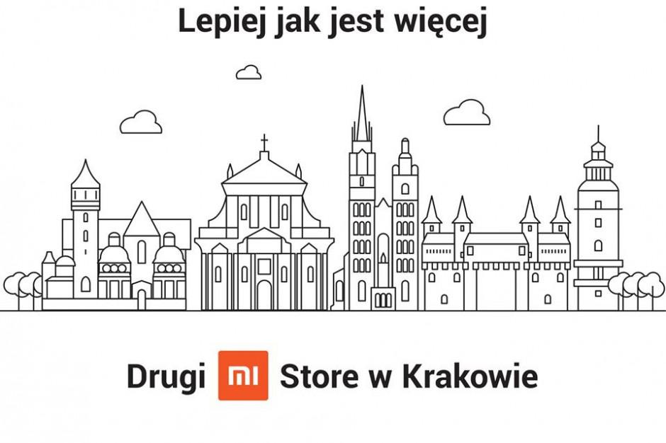 Drugi Mi Store w Krakowie ruszy w Galerii Krakowskiej