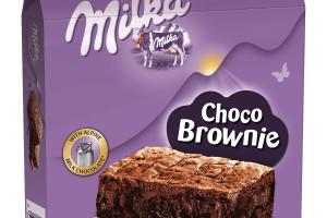 Nowość od Mondelez Polska - Milka Choco Brownie
