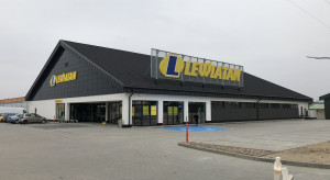 Ruszył jeden z największych sklepów Lewiatana. Placówka jest zasilana energią z biogazowni
