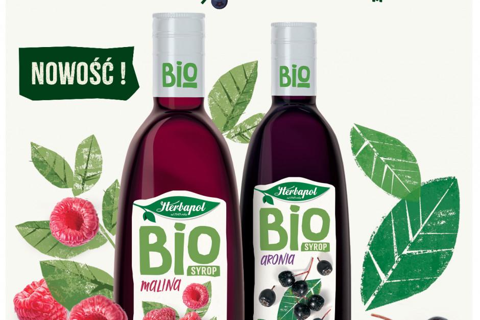 Herbapol-Lublin wprowadza na rynek produkty BIO