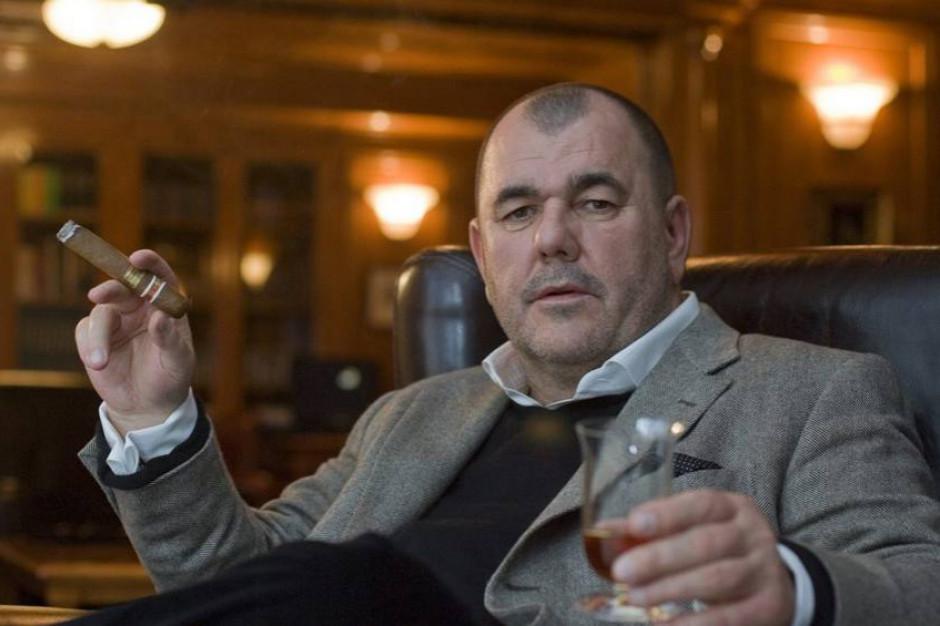 Jerzy Mazgaj: Gdyby nie emocje wyszedłbym na Almie finansowo lepiej