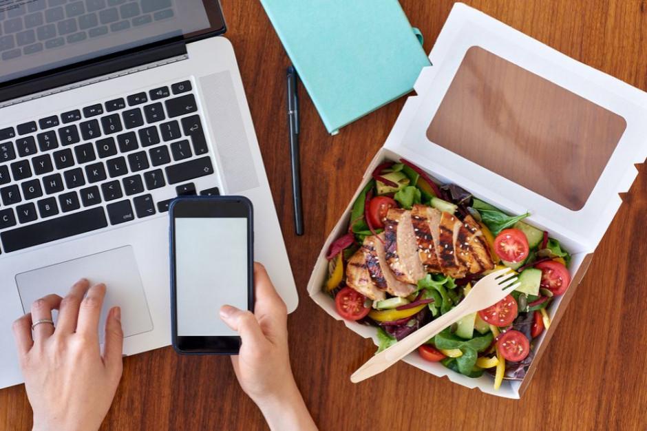W ciągu pięciu lat rynek zamawiania jedzenia online wrośnie sześciokrotnie