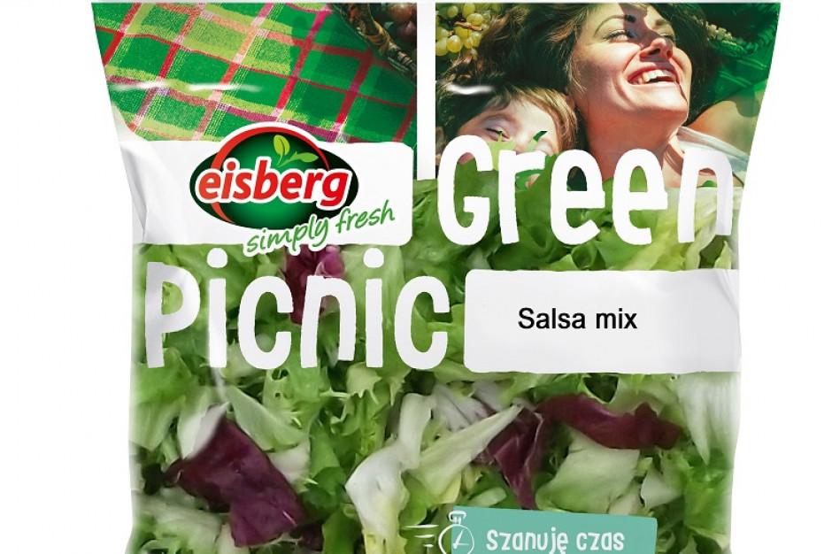 Dwupack Salsa mix marki Eisberg
