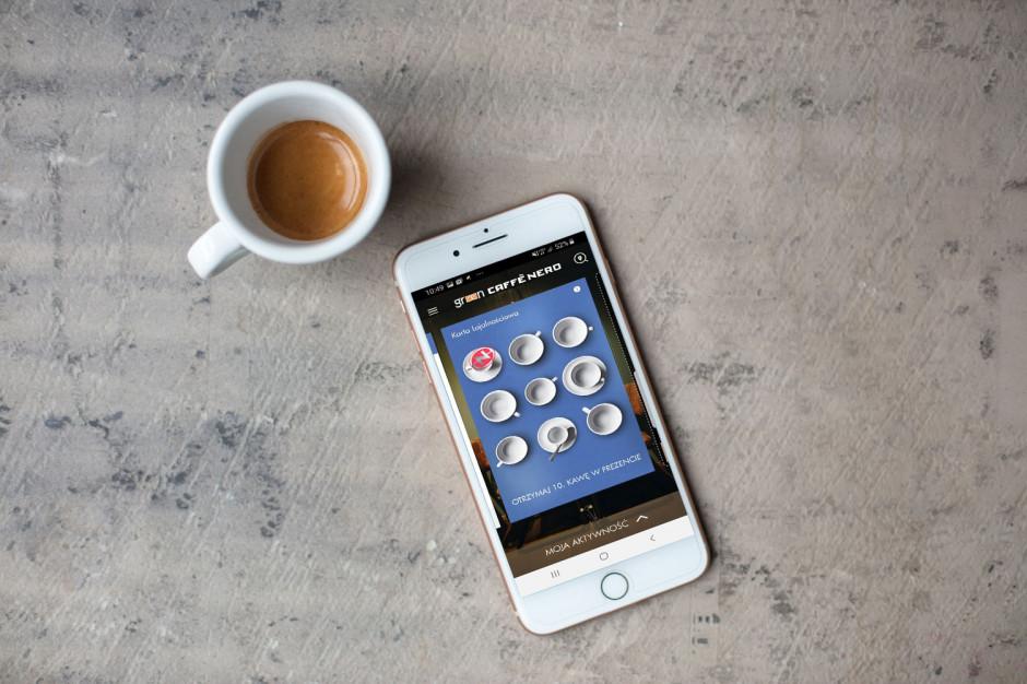Green Caffè Nero z nową aplikacją lojalnościową i płatniczą