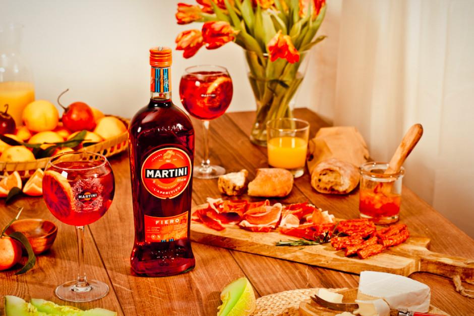 Martini Fiero - pierwsza nowość od lat 80. w portfolio wermutów Martini