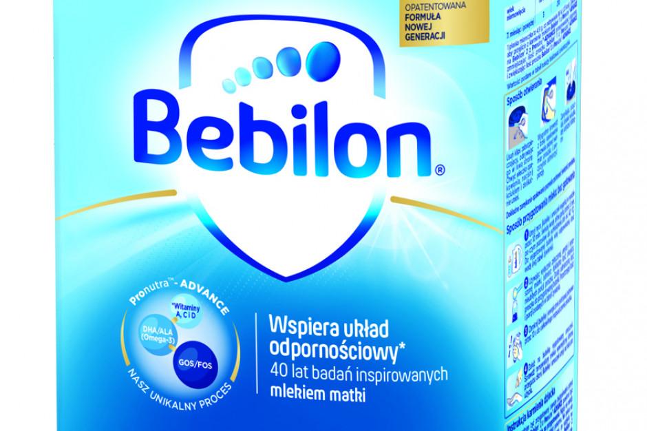 Marka Bebilon 2 promuje w kampanii formułę nowej generacji