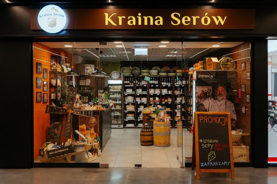 Kraina Serów rozwija franczyzową sieć specjalistyczną (galeria)