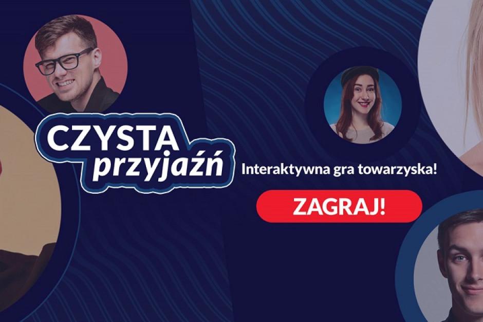 Maciej Zakościelny i ... chatbot w kampanii Wyborowej