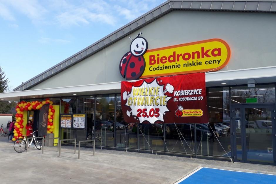 Biedronka: Współpracujemy z ponad tysiącem polskich firm