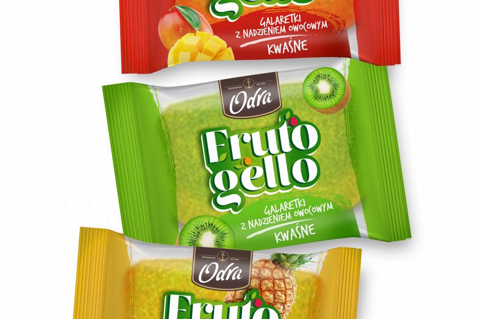 Frutogello od Odry w trzech nowych smakach