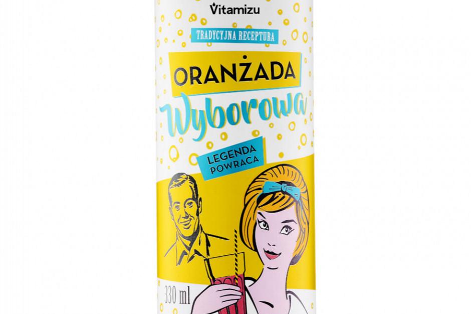 Vitamizu reaktywuje markę oranżady z PRL