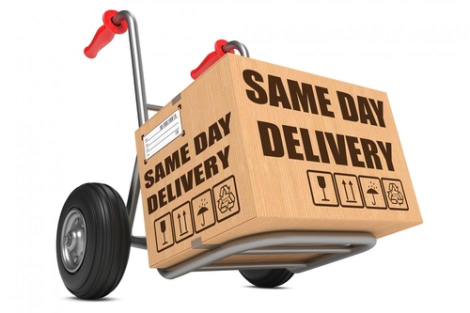 E-grocery z szansą na wzrosty dzięki usłudze Same Day Delivery