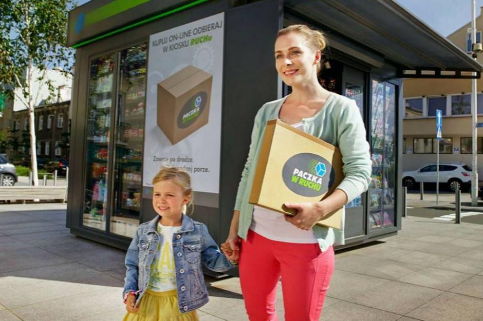 Orlen widzi synergie między swoją siecią stacji i sklepów a kioskami Ruchu