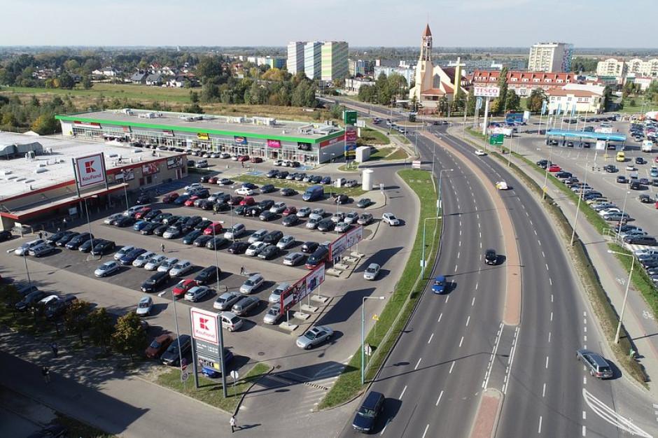 Najemcy parków handlowych płacą miesięcznie od 8 do 16 euro za mkw.