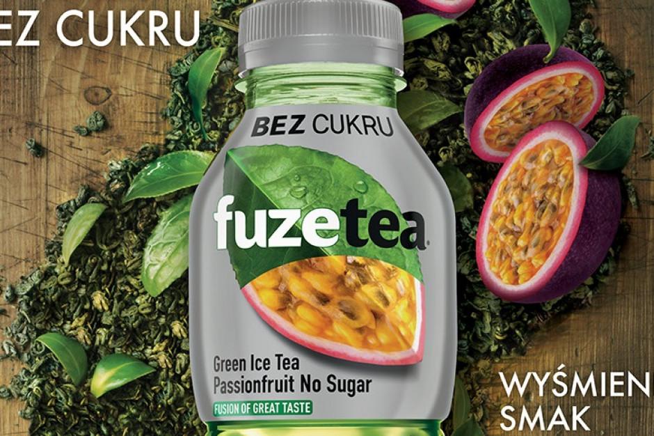 Fuzetea wprowadza na rynek wariant Bez Cukru
