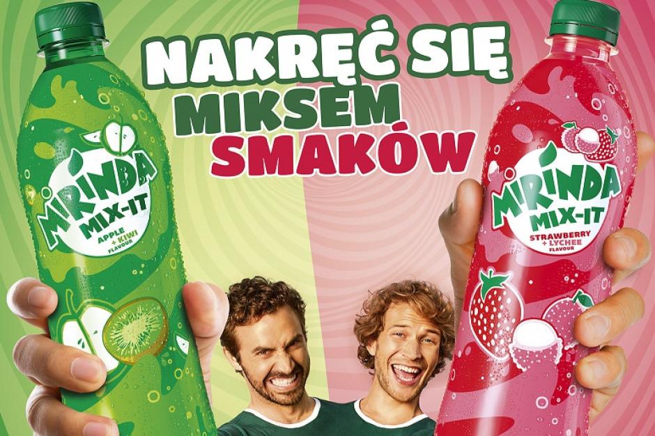 Nowy owocowy mix smaków od Mirindy – MIX-IT
