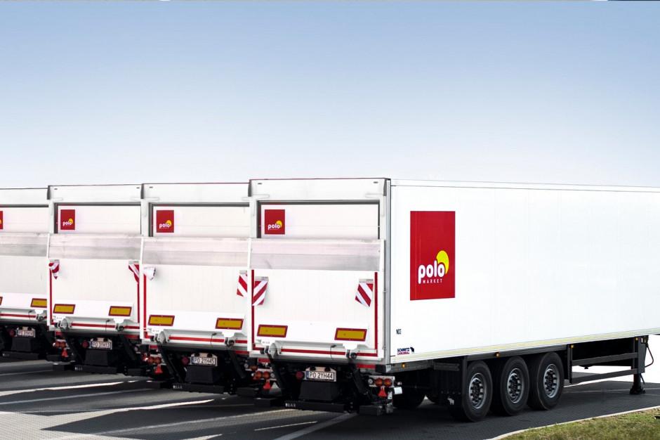 Polomarket za 3 mln zł kupuje kolejne naczepy chłodnicze