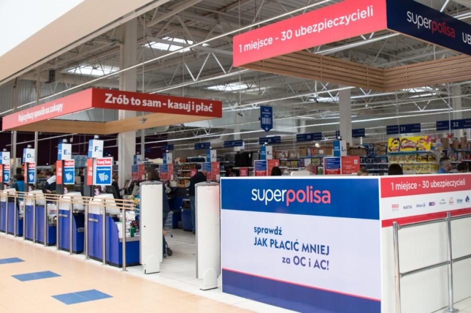 Superpolisa wierzy w Tesco. Otworzy blisko 50 punktów w sklepach sieci