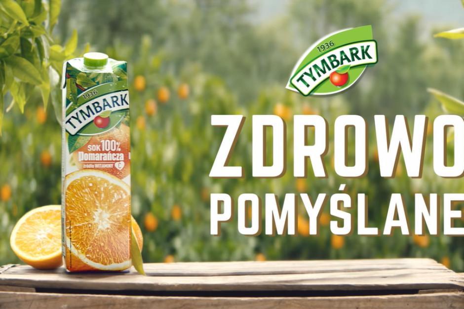 Nowa kampania marki Tymbark