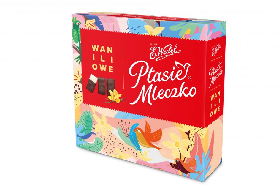 Polscy artyści zaprojektowali nowe opakowania Ptasiego Mleczka