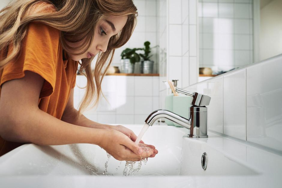 Aplikacja IKEA zaleca... by suszyć pranie naturalnie