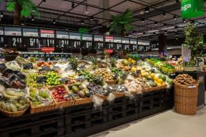Sprzedaż Carrefoura w Polsce to 494 mln euro. Sieć zmniejszyła się o 8 sklepów