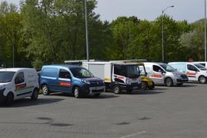 20 aut elektrycznych dołączy do floty Poczty Polskiej