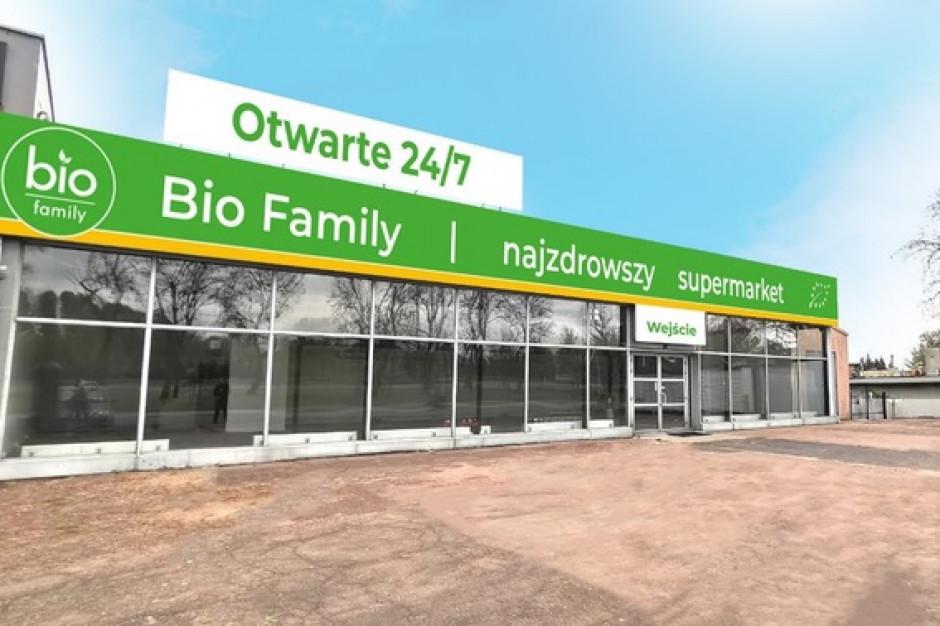 Bio Family rozwija sieć sklepów bezobsługowych