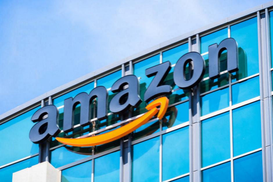 Amazon rośnie, ale wolniej