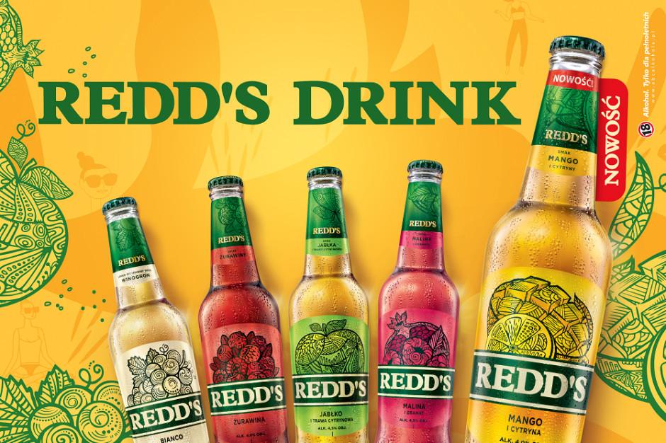 Wystartowała nowa platforma komunikacyjna marki Redd's