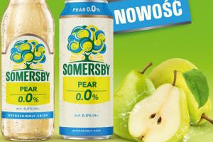 Pierwszy bezalkoholowy wariant marki Somersby wchodzi na rynek