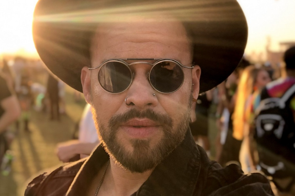 Michał Piróg ambasadorem marki Absolut podczas festiwalu Coachella