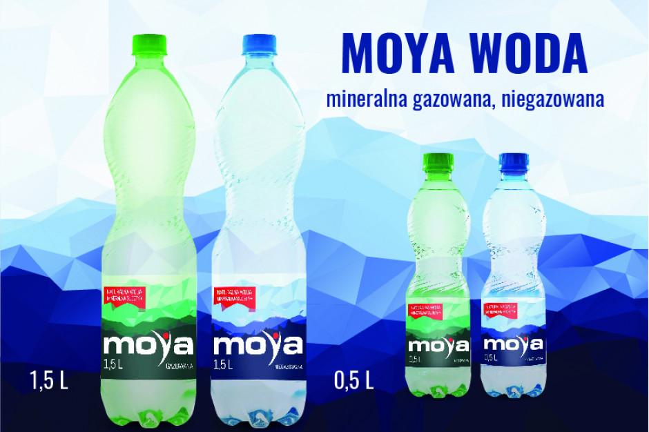 Sieć stacji Moya poszerza ofertę produktów marki własnej