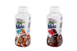 OSM Piątnica wprowadza nowe mleka smakowe