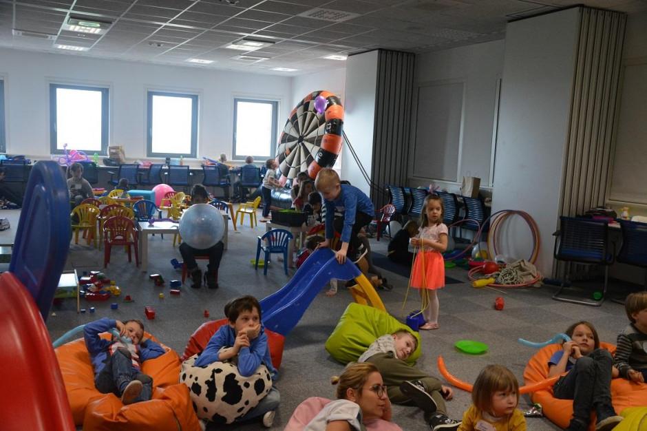 350 dzieci pracowników Lidla w siedzibie firmy