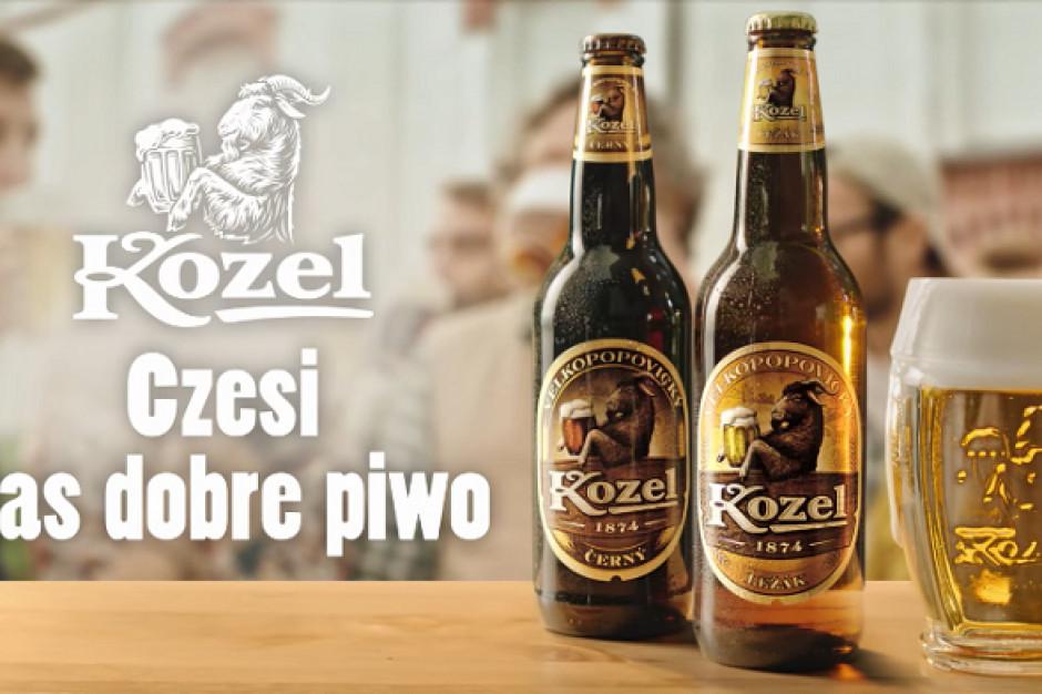 Ruszyła kolejna kampania reklamowa piwa Kozel