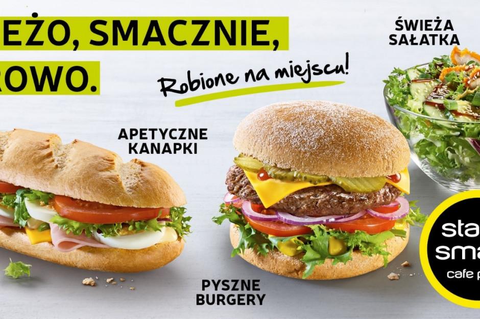 """""""Stacja Smaku"""" - pilotaż nowej oferty gastronomicznej na stacjach Lotos"""
