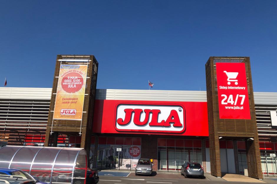 Jula z 13. sklepem w Polsce i 100. w Europie. Jest też nowy prezes
