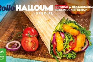 Berlin Döner Kebap wprowadza do oferty wegetariańskie kebaby