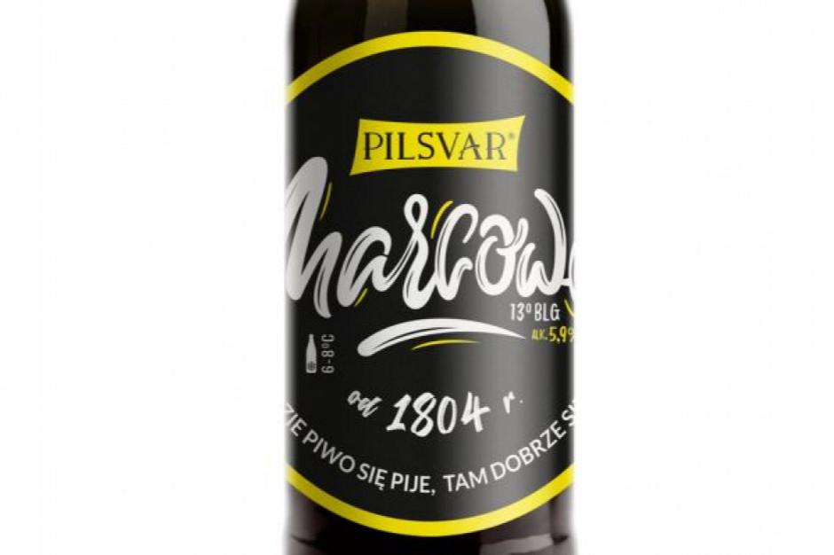 Browar Pilsweizer wprowadza do sprzedaży piwo Pilsvar Marcowe