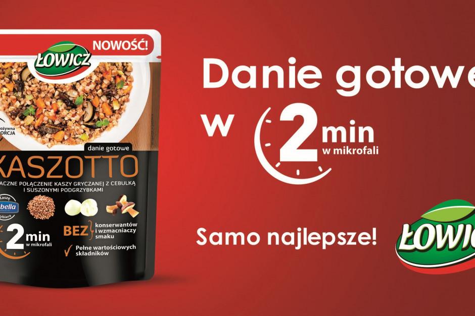 Dania gotowe w 2 minuty od marki Łowicz