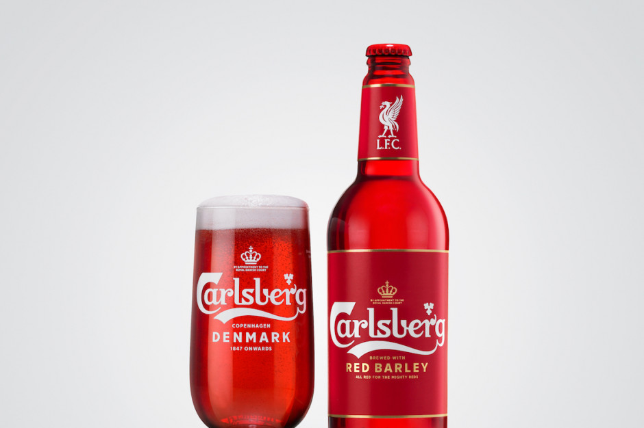 Carlsberg zmienił się dla fanów Liverpool FC