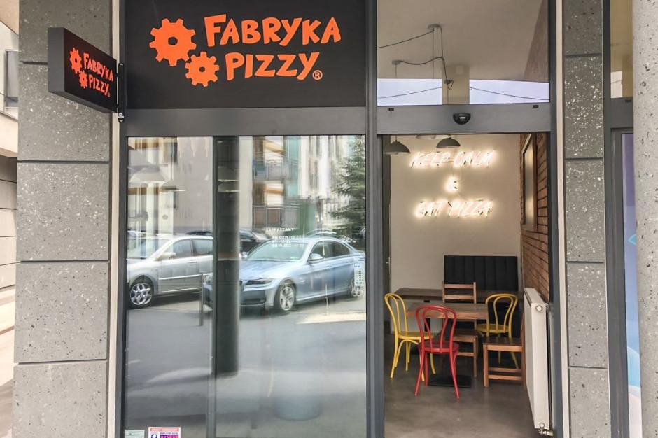 Sfinks otworzył w Krakowie Fabrykę Pizzy